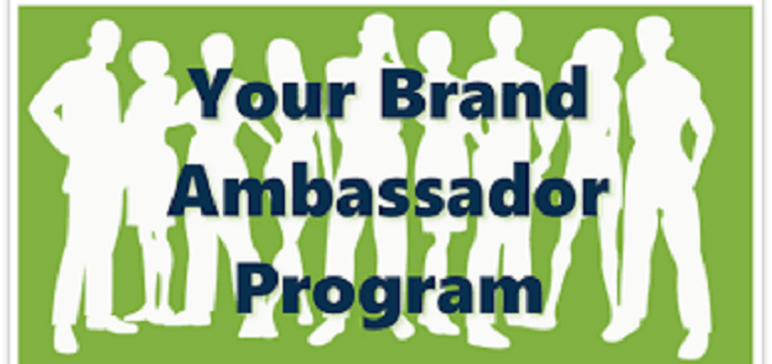 Brand Ambassador Rewards Program