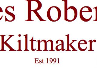 James Robertson Kiltmaker