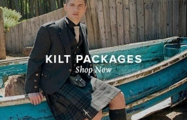 Kilt Packages | Kilt Outfits and Kilt Accessories