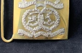 Buckle - Military Argyll & Sutherland Highlanders Brass