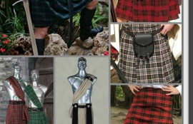 Pants, Breeches & Kilts