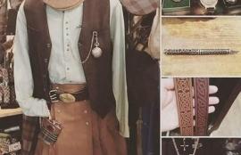 Pub Kilt & Kilts Accessories | Celtic Ranch
