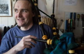 Stirling Bagpipes