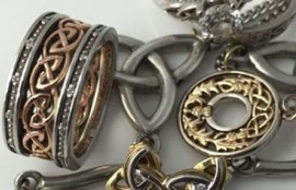 Celtic Rings and  Jewellery