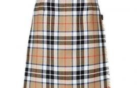 Ladies Mini Kilt 3 Buckle 10oz Reiver