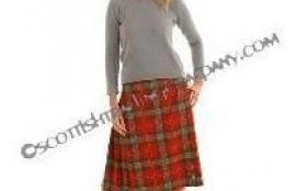 Classic Kilted Skirt