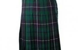Heritage Of Scotland Men's 8 Yard Deluxe Scottish Tartan Kilt