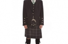 Made to Order Argyll, Braemar or Crail Jacket With Waistcoat