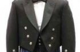 Prince Charlie Jacket with 3 Button Vest