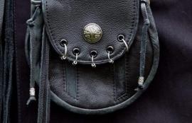 Leather Yggdrasil Sporran