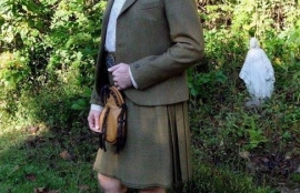 The Solid Colored Kilt
