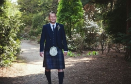 Choose the Kilt for Yourself