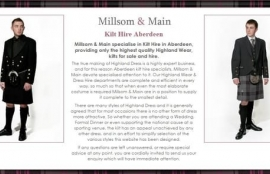 Millsom & Main Ltd