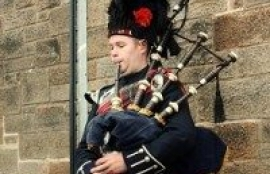 Burns Night – haggis and the sound of bagpipes…