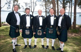 McFarland Down under the Kilt