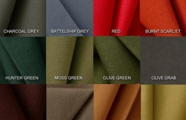 New colors in our 10 oz Modern Tactical Survival Utility Kilts.