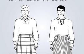 kilt measurement