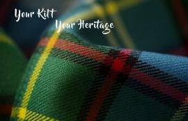 The Scottish Shop - tartan fabric