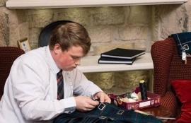 the kilt store - kilt sewing