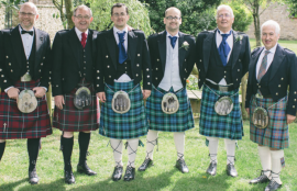 Tips for Wearing a Kilt for a Scottish Wedding
