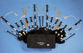 Strathmore Bagpipes