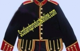 Scotland products Online  PIPE BAND DOUBLET JACKET