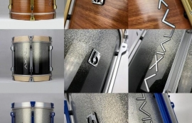AXIAL Pipe Band Drums | Ozscot Bagpipes & Highland Supplies
