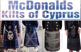McDonalds Kilts