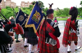 Pipe Band Doublets