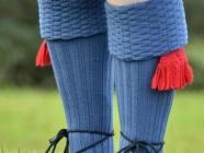 Scottish Kilt Hose