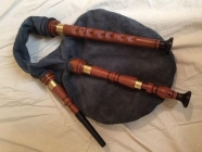 Scottish, Irish, Northumbrian and Swedish Bagpipes