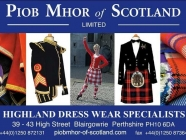 Piob Mhor of Scotland