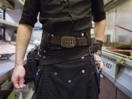 Fish and clips: the Utah restaurant where waiters carry guns in their kilts