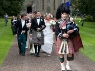 Great Scottish Wedding Traditions