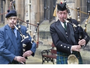 Campbell Bagpipes