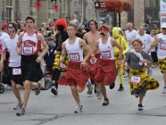 10th PERTH KILT RUN