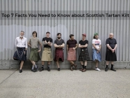 Top 7 Facts You Need to Know about Scottish Tartan Kilt