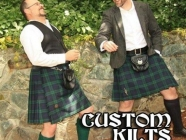 North of Hadrian's Kilts